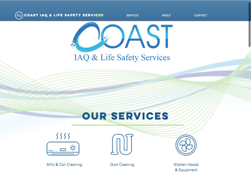 Caost-website