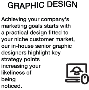 Graphic Design Black Fin