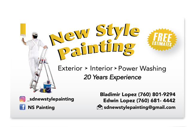 New-Style-Painting-front