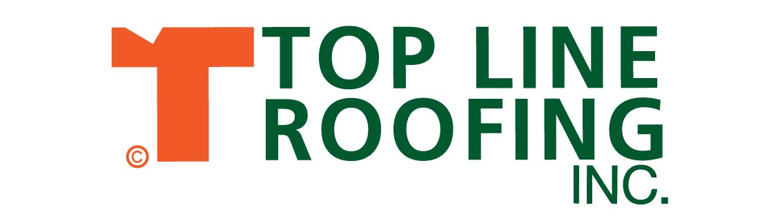 Top Line Roofing Logo Web